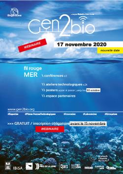 Télécharger l'affiche Gen2Bio 2020